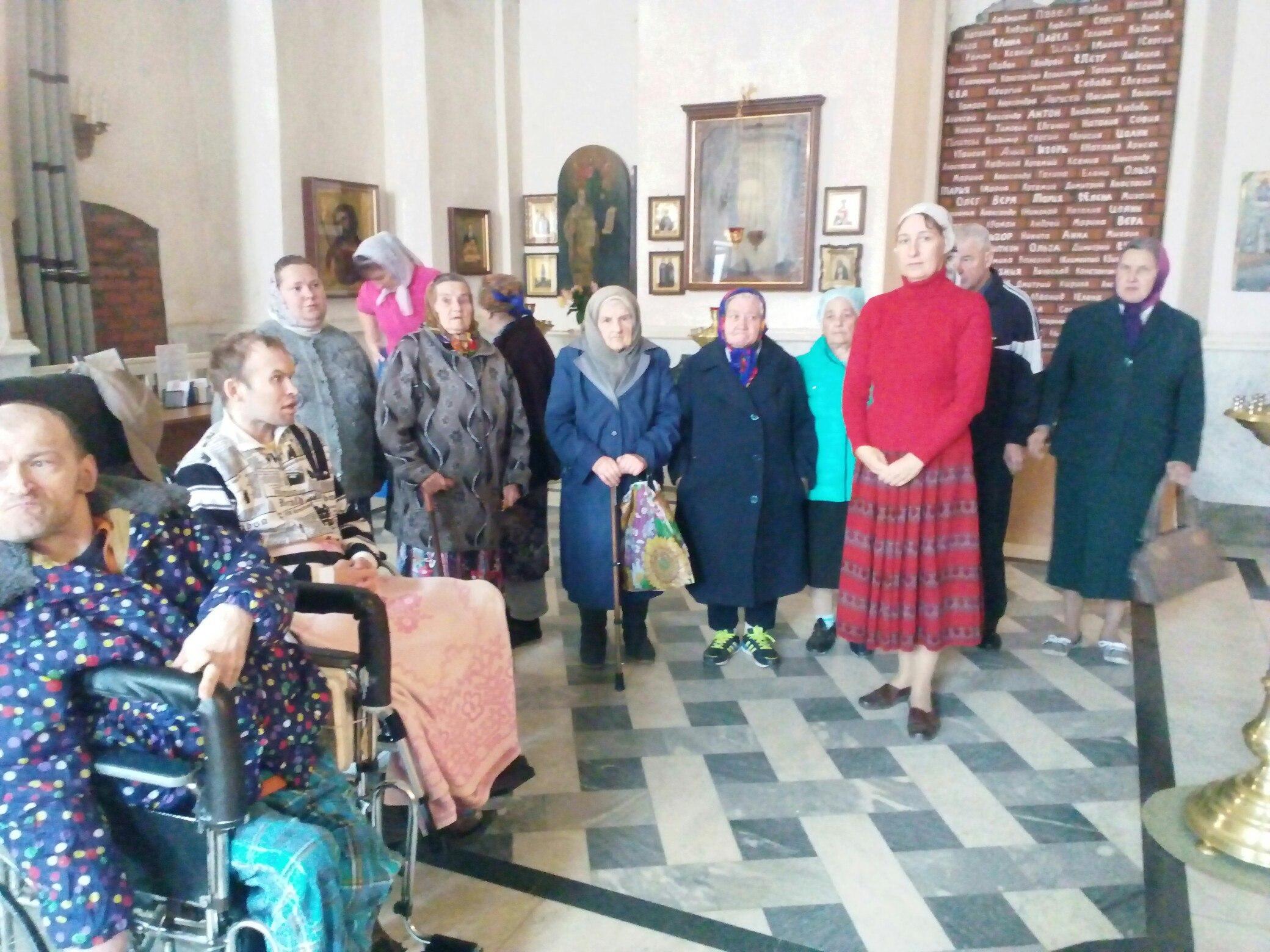 экскурсии по Спасскому собору