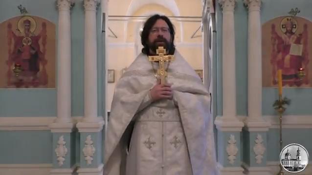 священник Петр Машковцев