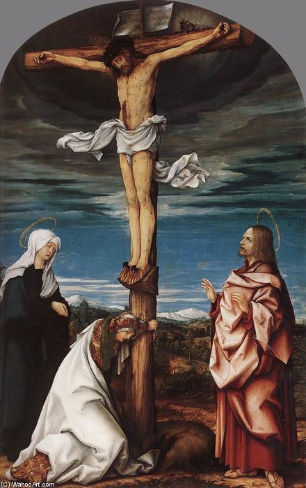 Мария Магдалина у креста