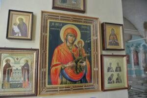 икона Праведной Анны