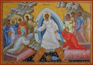 икона Пасхи